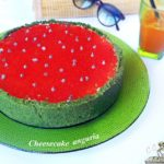 Cheesecake anguria