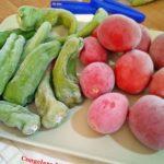 Congelare Friggitelli e Pomodorini Primo post