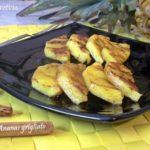 Ananas grigliato ricetta dolci