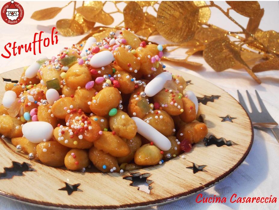 Struffoli dolci di Natale