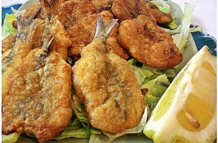 Alici impanate ricetta secondi di pesce