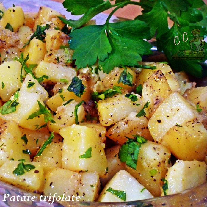 Patate trifolate