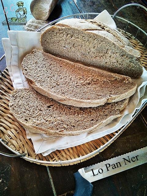 Lo Pan Ner pane delle Alpi
