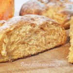 Pane dolce con zucca