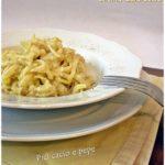 Pici cacio e pepe ricetta primi piatti